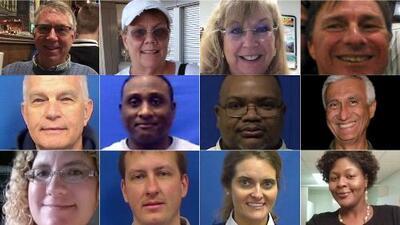 Identifican a las 12 víctimas de Virginia Beach y todas menos una eran empleados municipales