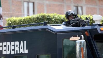 Detienen al líder de una célula del cártel de Sinaloa