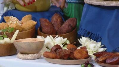 Gastronomía salvadoreña, uno de los principales atractivos de la celebración de las fiestas patrias