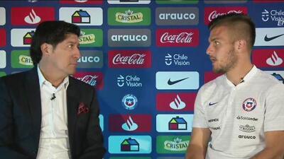 Diego Rubio 'le rompió el corazón' a Iván Zamorano: le gustaría jugar en Cruz Azul