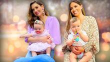 El tierno encuentro de los 'bebés de impacto': Megan y Ford por fin se conocieron