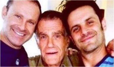 Alan Tacher recuerda junto a su hermano Mark la muerte de su querido padre