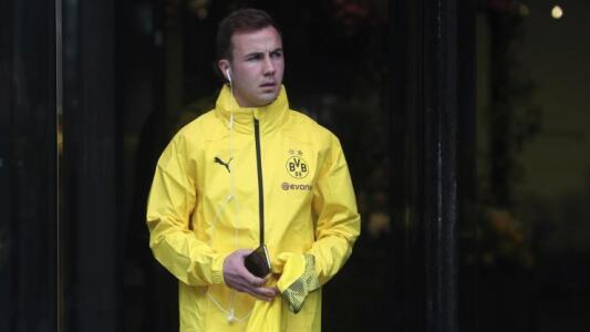 Flick quiere que Mario Götze regrese al Bayern Munich