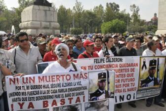 Miles de mexicanos exigieron justicia