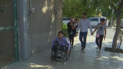 La silla de ruedas que salvó una vida en medio de la masacre de El Paso y unió a dos familias