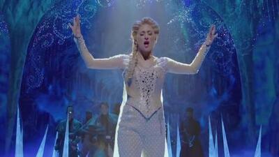 Los secretos de producción, detrás de bambalinas, del musical 'Frozen'