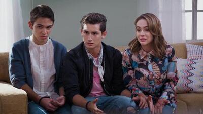 Aris, Temo y Carlota le confesaron a Pancho López que Ubaldo es un criminal