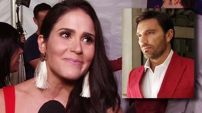 Eva Cedeño responde a los rumores de un romance con Julián Gil (mientras él roba corazones en Rusia)
