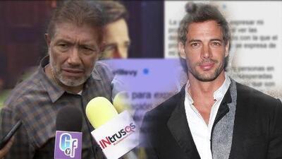 William Levy vs. Juan Osorio: así va la bronca entre el actor y el productor que se trasladó a las redes