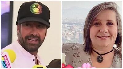 Gabriel Soto revela si sabe por qué la madre de Geraldine Bazán no fue a la primera comunión de su hija