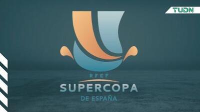 Quedaron definidas las semifinales de la Supercopa de España