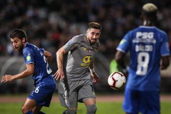 En fotos: Porto sufre pero avanza en la Copa de la Liga con Herrera y 'Tecatito'