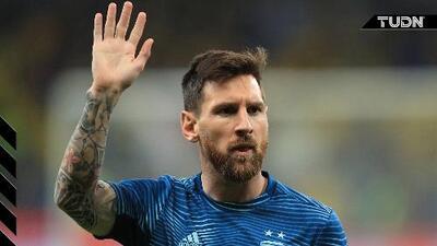 ¡Messi vuelve con Argentina!