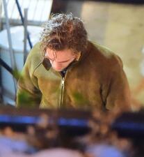 Robert Pattinson pasa cuatro horas en el salón