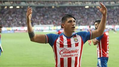 ¿Será la temporada dorada de Alan Pulido con Chivas?