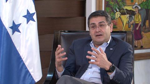 Presidente de Honduras implicado en una conspiración para usar U$1.5 millones del narcotráfico en sus campañas