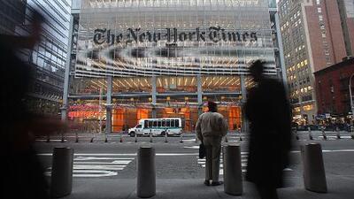 The New York Times, el gran ganador de los Pulitzer 2015