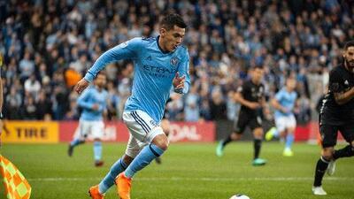 Patrick Vieira buscaría reforzar al Nice con el paraguayo Jesús Medina de NYCFC