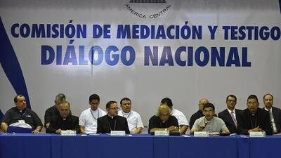 El diálogo en Nicaragua dejó acuerdos sobre derechos humanos pero aún nada de adelanto de elecciones