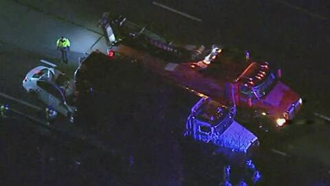Accidente de tránsito cobra la vida de cuatro personas en una carretera de Nueva Jersey