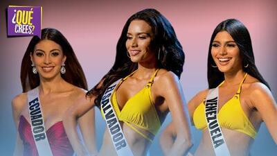 ¿Quién será coronada Miss Universo 2018?