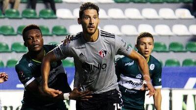 ¿Regresa a casa? Omar González se encuentra entrenando con LA Galaxy