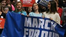 Tras la gran movilización 'March For Our Lives', el voto es la vía más importante para exigir un cambio