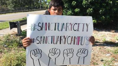 Las dificultades que tendrían los 'campus santuario' para proteger a estudiantes indocumentados