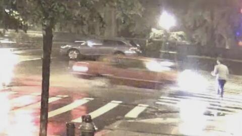 Autoridades buscan al conductor que atropelló a un joven en Riverside Drive y se dio a la fuga