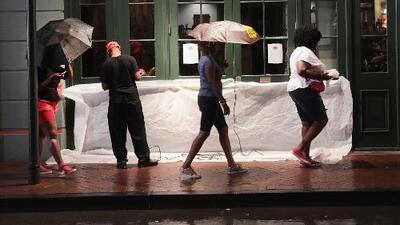 Tormenta tropical Barry podría dejar entre 10 y 20 pulgadas de agua en la capital de Louisiana