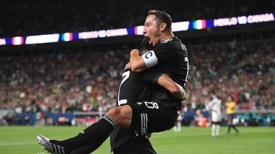 Guardado iguala a Zague como los mexicanos con más goles en Copa Oro