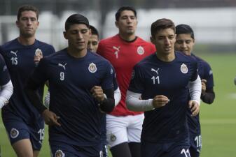 Nuevo reto: el ambiente en el entrenamiento de pretemporada de Chivas de Guadalajara