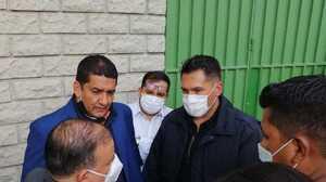 Presidente del futbol boliviano es detenido mientras veía a su Selección