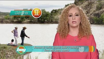 Mizada Géminis 23 de agosto de 2017