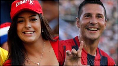 Larissa Riquelme sale en defensa de su novio Jonathan Fabbro, futbolista acusado de abusar sexualmente de dos menores