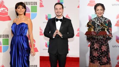 Estos son los 26 artistas que lograron 3 o más nominaciones al Latin GRAMMY 2018 (FOTOS)