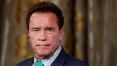Arnold Schwarzenegger no presentará cargos contra el hombre acusado de agredirlo