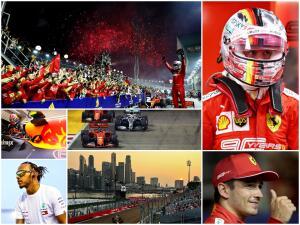 Formula 1: Sebastian Vettel logra su primer triunfo de la temporada