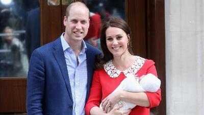 El príncipe Louis sí estuvo en el cumpleaños de Isabel II  (aunque no lo vimos)