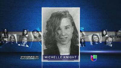 La familia de Michelle Knight acudió a  la casa de Gina de Jesús para saludarla