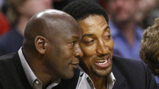 "Pippen confesó lo que le dijo Michael Jordan sobre ""The Last Dance"""
