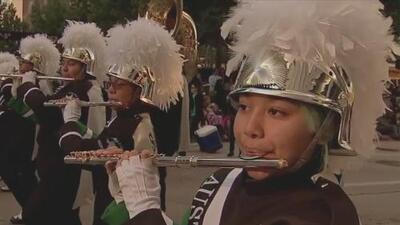 Houston festejó su desfile número 67 con motivo de la celebración de Acción de Gracias
