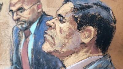 El juicio contra 'El Chapo' Guzmán puede terminar antes de lo previsto, según uno de sus abogados