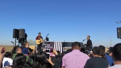 Mariana Atencio: La música puede más que los muros de concreto