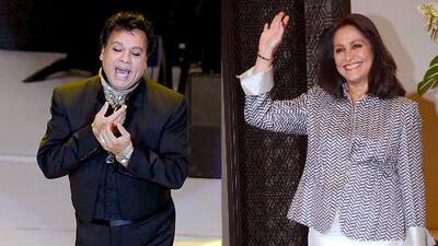 Juan Gabriel reunió a grandes estrellas en su concierto en México