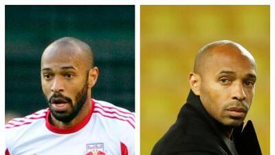 ¿Regreso a 'la Gran Manzana? Prensa inglesa ubica a Thierry Henry en el banco de Red Bulls