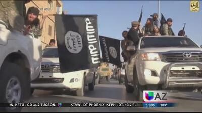 Combatiendo ISIS