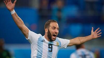 ¡Estadísticas! 'Pipa' Higuaín, una máquina de hacer goles que le dijo no más a la selección argentina