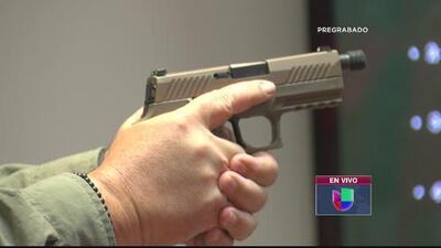 La nueva ley de armas en Puerto Rico