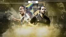 Vela supera a Zlatan como goleador de 'El Tráfico'